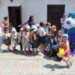 Праздник, посвященный Международному Дню защиты детей (1.06.2016)