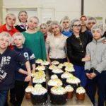 Воспитанники ОБФ «Дорога к Дому» посетили гипермаркет АШАН
