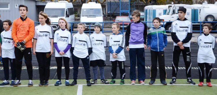 Футбольный турнир к Всемирному дню молитвы за детей сирот