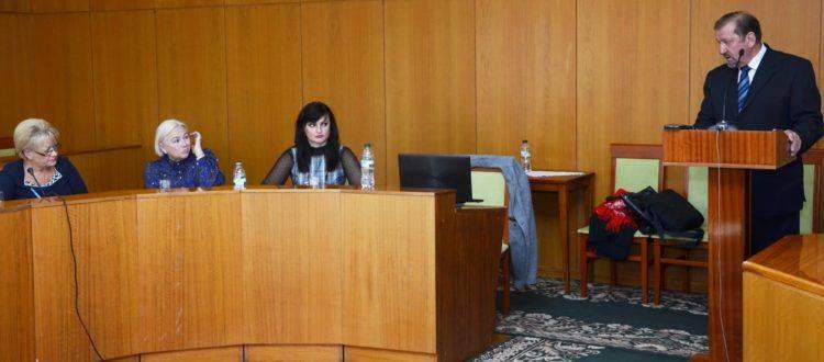 Доклад на Координационном совете