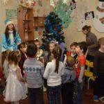 Новый год в ОБФ «Дорога к Дому»