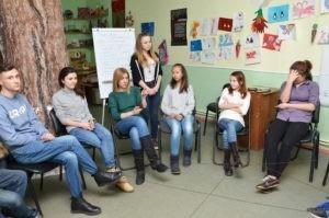 Центр реабилитации и социальной адаптации «Большая семья»