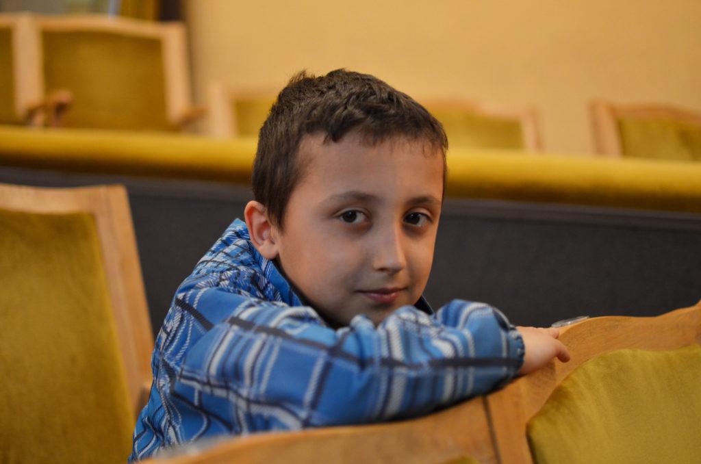 Дети из «Дороги к Дому» увидели «Воробушка»