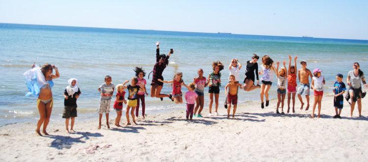 Давайте сделаем отдых детей в летнем лагере полноценным!
