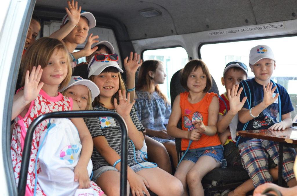 Дети из «Дороги к Дому» будут отдыхать в летнем лагере.