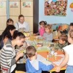 Маленькие воспитанники Центра «Улыбка»