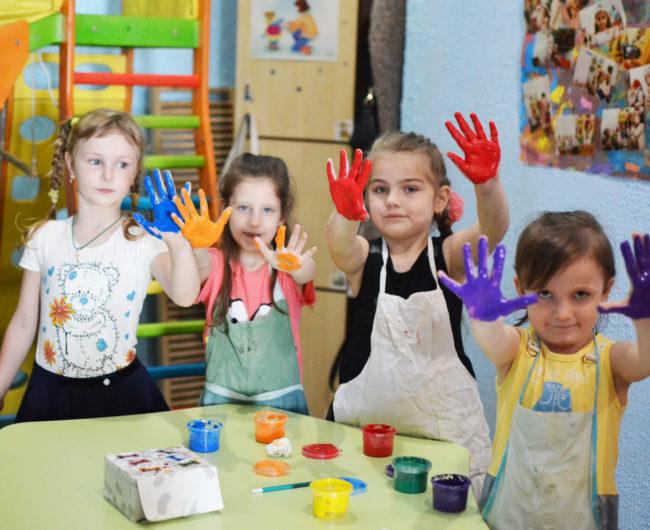 Соціальна робота з дітьми