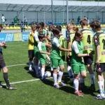 Детский футбол в «Дороге к Дому»