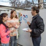 "Center ""Open Doors"" for teenagers who live on the street"