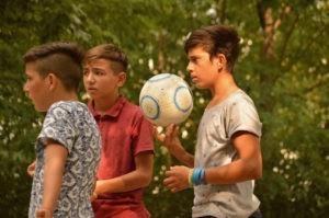 Дети из «Дороги к Дому» попрощались с летним лагерем