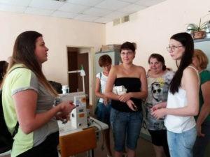 Женщинам-переселенкам рассказали о создании и ведении собственного малого бизнеса.