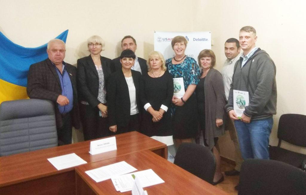 «Дорога к Дому», совместно с городскими и районными властями Белгород-Днестровского, презентовала анализ состояния эпидемии ВИЧ.