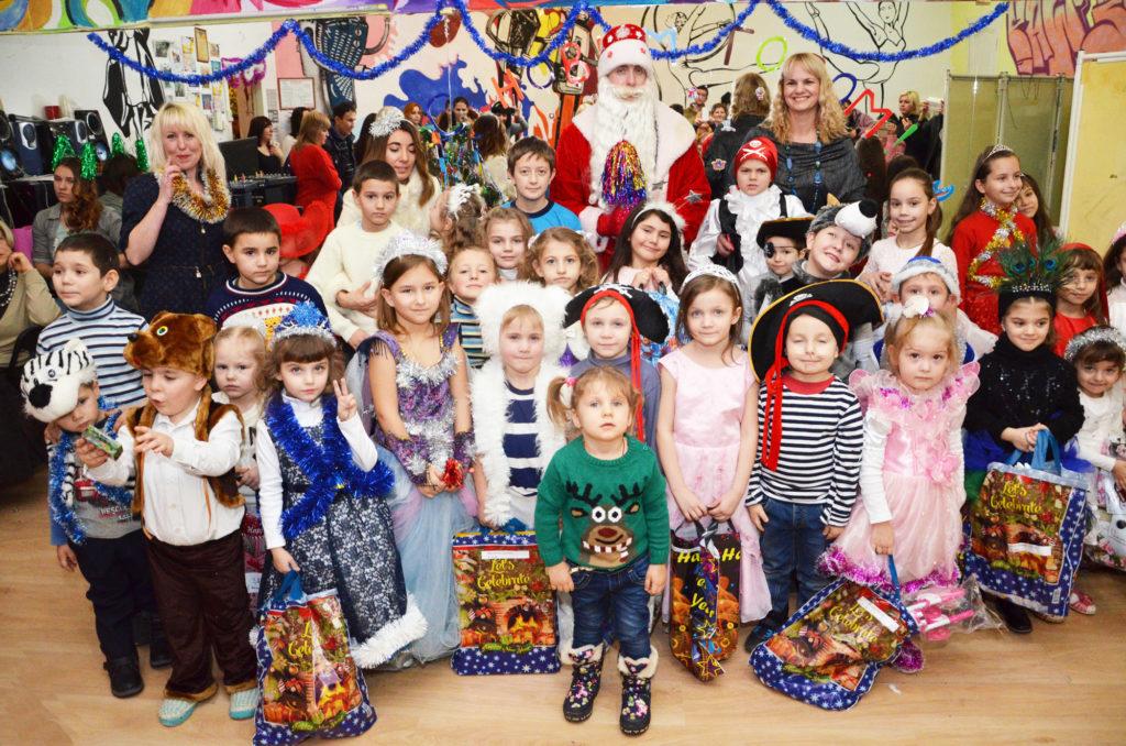 В «Улыбке» детям подарили праздник!