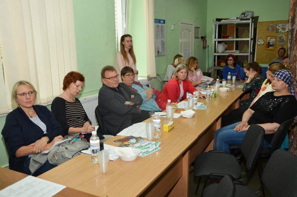 Фонд «Дорога к Дому» принял гостей из Германии