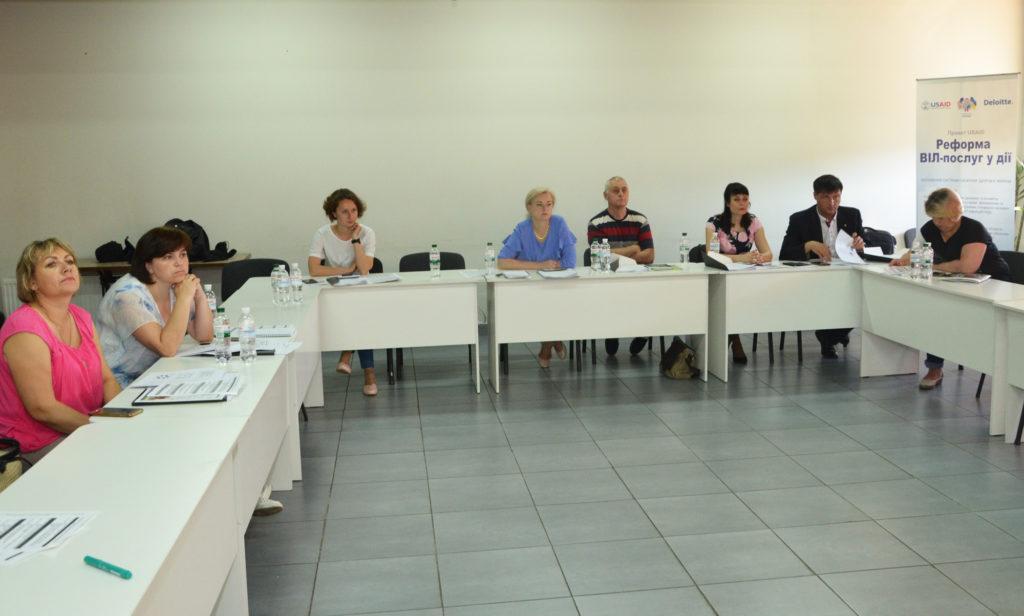 Пилот «Устойчивость ВИЧ-услуг» рассказал чиновникам и медикам из районов Одесской области о том, как создать устойчивую модель оказания ВИЧ-услуг для уязвимых групп.
