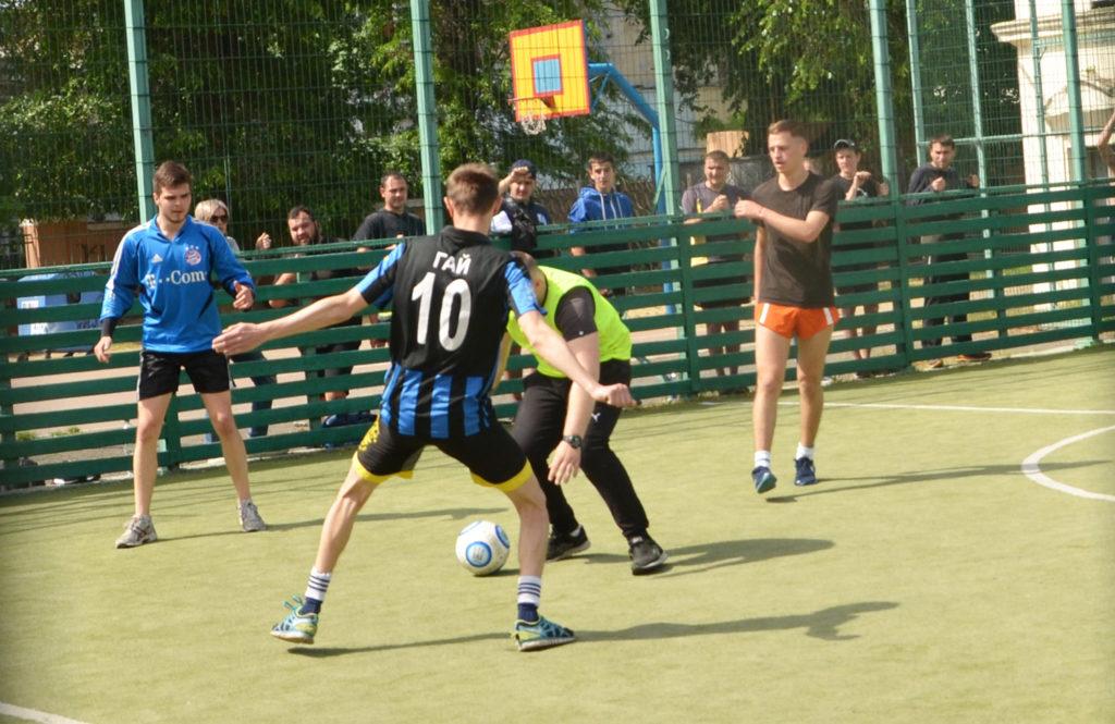 Фонд «Дорога к Дому» начал формировать команду по уличному футболу, которая сыграет на Homeless World Cup 2018.