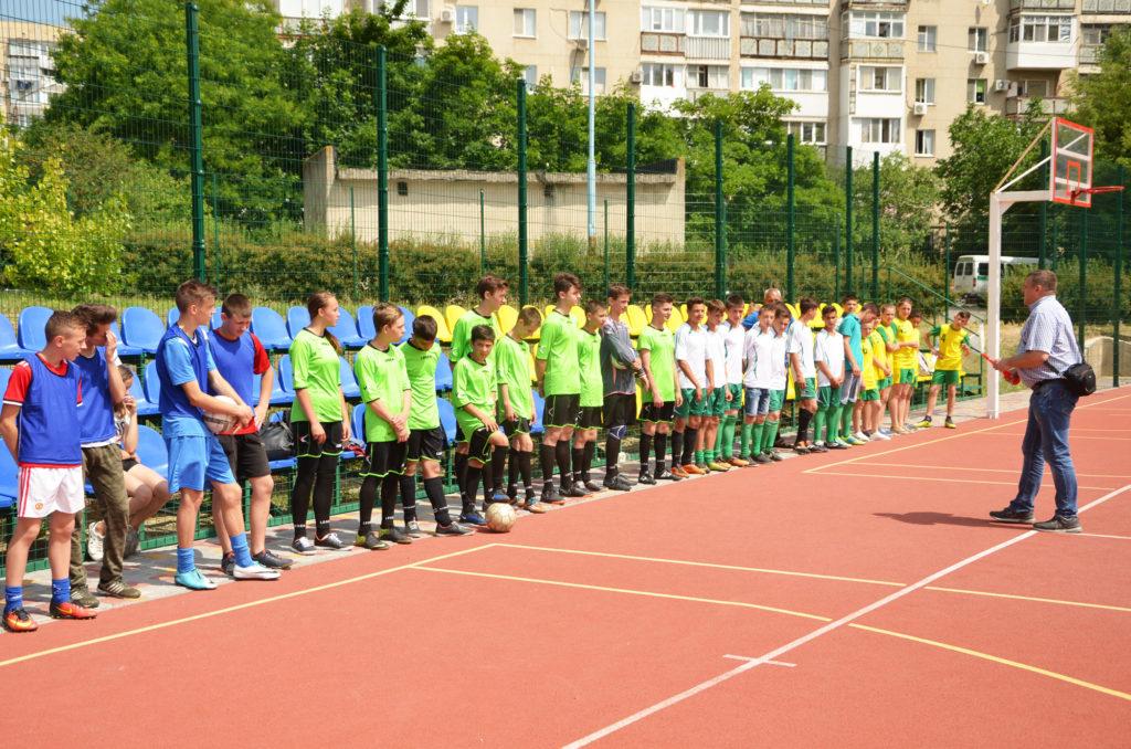 Юные футболисты из «Дороги к Дому» выиграли футбольный турнир