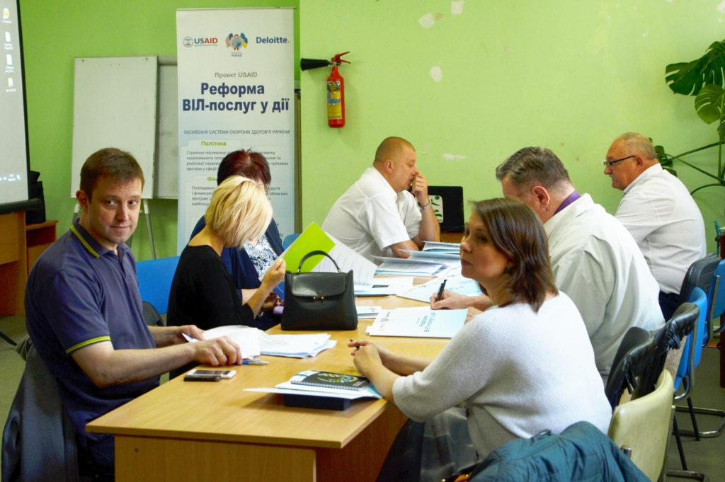 Услуга тестирования на ВИЧ в одесских ЦПМСП будет доступна в конце июня.