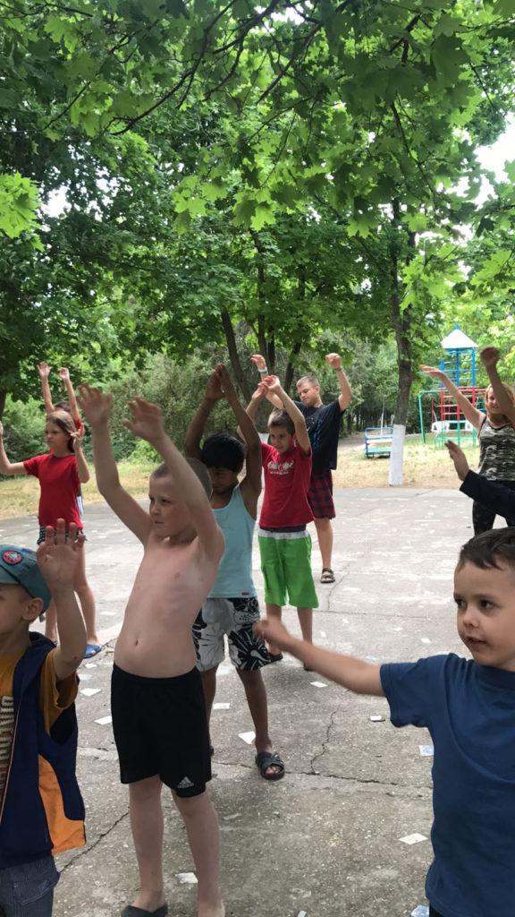 Хроники летнего лагеря. День первый – день десятый.