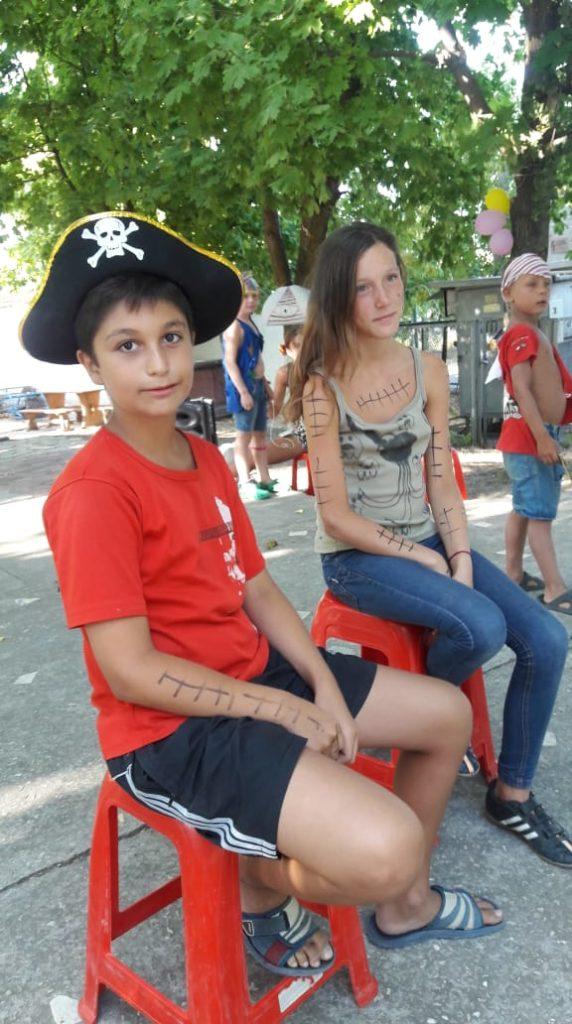 Отдых детей в летнем лагере завершен!