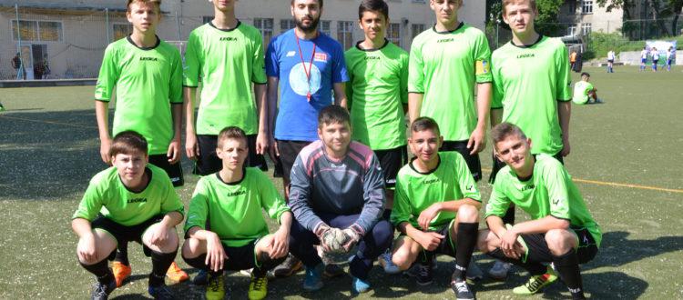Участие в «Кубке Каритаса»!