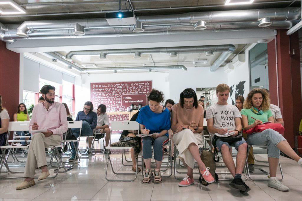 Проект «Спорт Ради Детей» был презентован на летней школе социального предпринимательства
