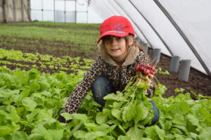Help the farm for vulnerable children in Ukraine on Giving Tuesday and your donation will double!